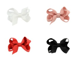 Lilly Bow Mini Jul 4-pack
