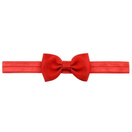 Lilly Bow Classic röd