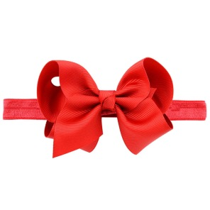 Lilly Bow Chic röd
