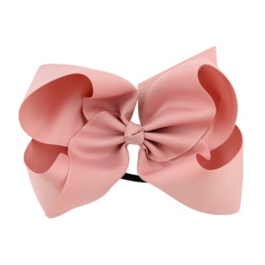 Lilly Bow Fashion plommon