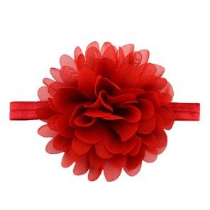 Lilly Bow Flower röd