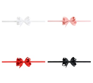 Mini Hårband Jul 4-pack