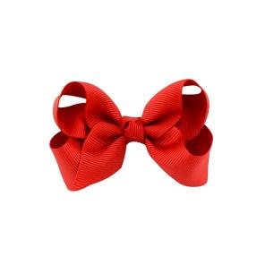 Lilly Bow röd