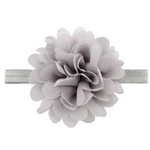 Lilly Bow Flower grå