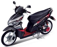 Moped för uthyrning