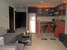 Lägenhet på Palm Leaf Rayong