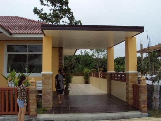 Villa på Suan Son stranden