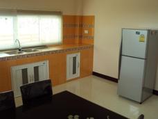 Bilden visar köket i huset