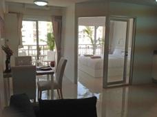 Vardsrum på Grand Beach lägenheter i Mae Phim