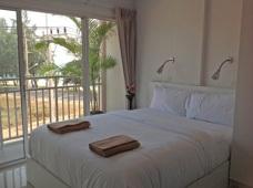Sovrum Grand Beach lägenhetshotell