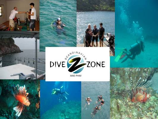 Dykning Scandinavian Dive Zone