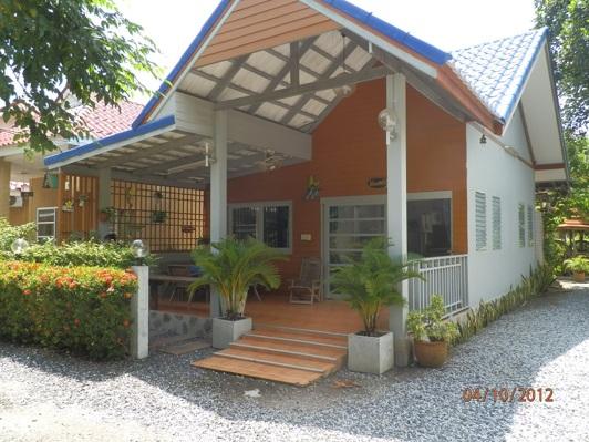 Hus på Phe Village