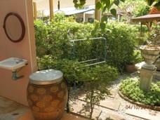 Huset på Phe village