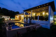 Terass Poolvilla Thailand
