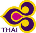Thai airways logotype