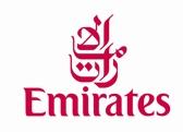 Emirates flyg till Thailand