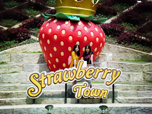 Strawberry Town Rayong