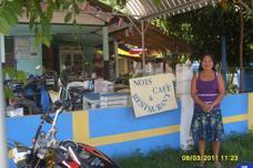 Nois Restaurang i Mae Rumphung