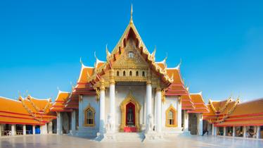 Wat Benchamabopit, Marmortemplet Bangkok