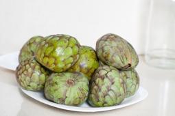 Cherimoya frukt