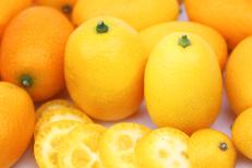 Kumquatfrukt