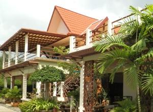 house Phe village Thailand