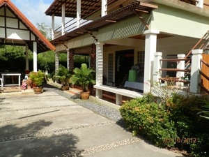 Apartment in Phe village Thailand