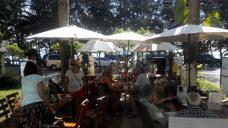 Dive Zone Café i Mae Phim