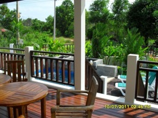 Terrace house for rent in Thailand
