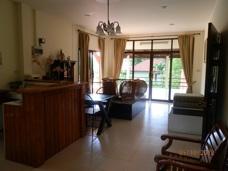 Livingroom Phe Village Thailand