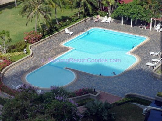 Pool på VIP Condominium Mae Ramphung