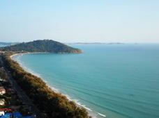 Mae Ramphung beach Thailand