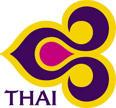 Thai airways logotype