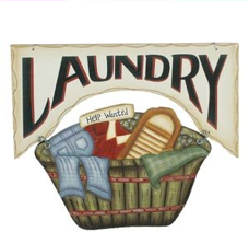 Laundry Service at your service