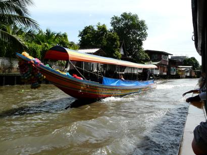 Bangkok Klong och kanalsystem