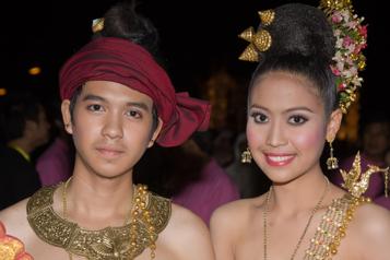 Helgdagsfirnade i Thailand