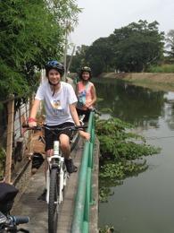 Cykelutflykter i Bangkok