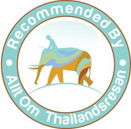 Rekommenderas av Allt Om Thailandsresan