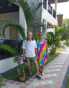 Lars och Karin Jönsson Allt Om Thailandsresan