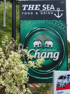 Chang Beer Thailand