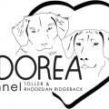 Logo till Adorea Kennel