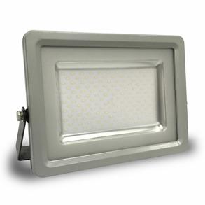 Ledstrålkastare 30W V-TAC - Varm Vit 30W Grå Ledstrålkastare