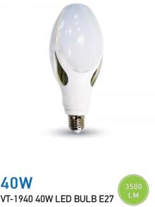 LED BULB 40W E27 - LED BULB 40W E27