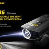 Nitecore BR35 Cykellampa