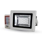 Ledstrålkastare RGB V-TAC 30W o 50W