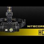 Nitecore HC65 Pannlampa