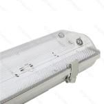 Led Armatur 120cm För 2 T8 Ledlysrör