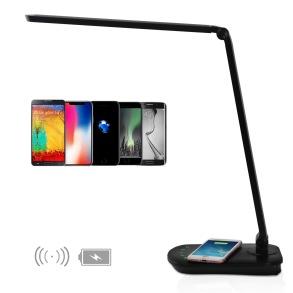 LED-bord Lampa 8W med QI laddning