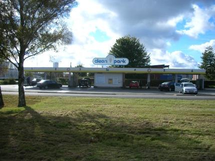Anläggning Backa/Brunnsbo nära Biltema