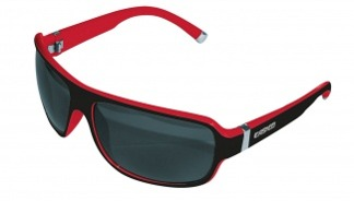 Casco SX- 61 Solglasögon röd/svart - Casco SX- 61 Solglasögon röd/svart